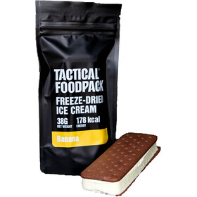 Tactical Foodpack Freeze Dried Ice Cream 38g, Banana